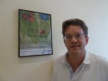 Panel de información en Transfer con Sven Kallen