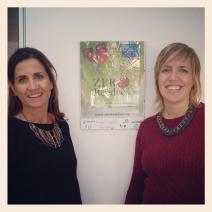 Panel de información en PCTAD con Sara Remon y Esther Arias