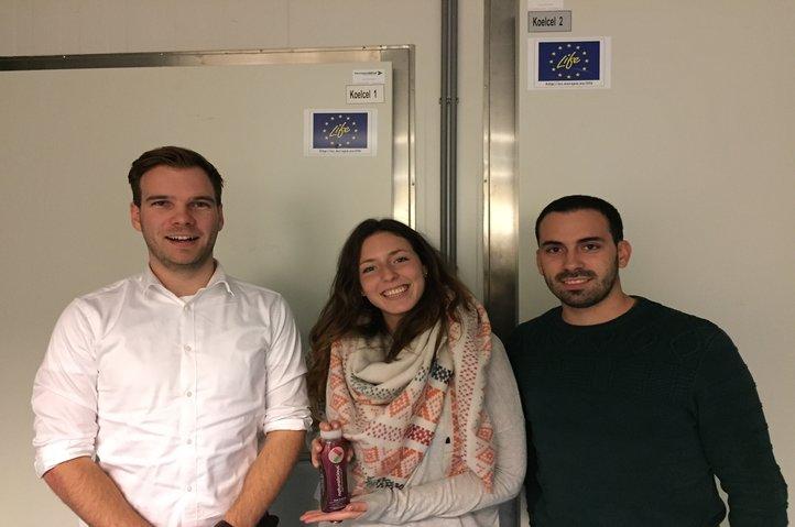 Los ganadores del concurso en Zaragoza viajan a Holanda