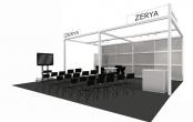 Zerya prepara stand en Fruit Attraction para promocionar Life+ Cero Residuos
