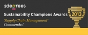 ZERYA reconocida como una de las mejores iniciativas sustentables del año