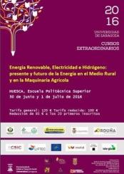 Cooperación entre proyectos en Aragón - Promoción del curso extraordinario