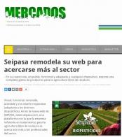 Seipasa remodela su web para acercarse más al sector