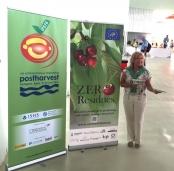 Presentación de resultados del proyecto en el VIII Simposium Internacional de Postharvest