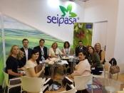 Reunión entre socios en Madrid