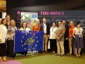Exitosa presentación del proyecto en FORO INNOVA en Fruit Attraction 2016
