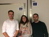 Visita exitosa de los ganadores españoles del concurso a Holanda