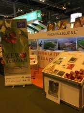 Lafuente Tomey y Finca Valleluz en Fruit Attraction 2016