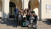Alumnos de 4to de CTA visitan la Estación Experimental de Aula Dei