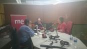 Entrevistan a los proyectos aragoneses Cero Residuos y Fresh Box en la radio RNE Aragón