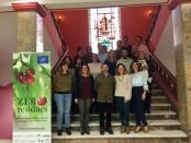 Décima reunión oficial de proyecto y cuarta reunión de seguimiento por parte del monitor experto en Zaragoza